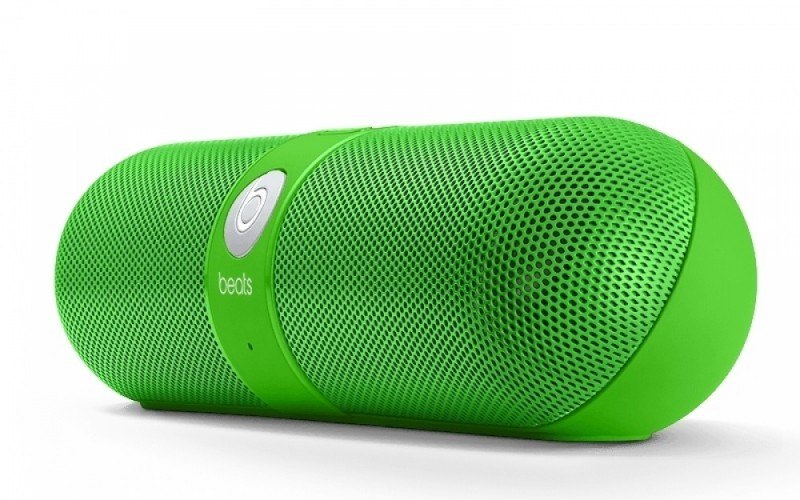 Beats Pill Neon Green