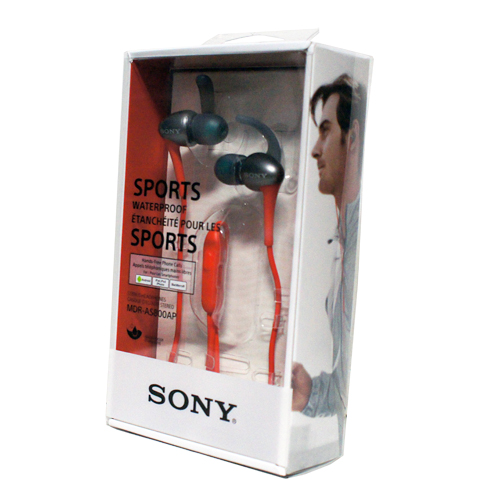 Sony MDR-AS800AP Orange