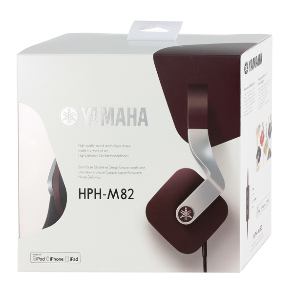 Yamaha HPH-M82 Brown