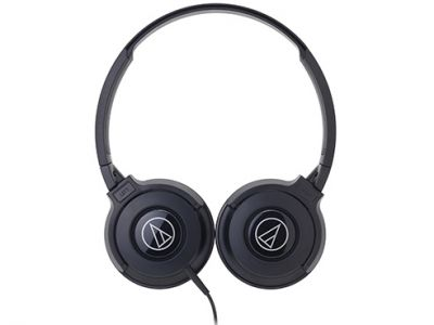 Audio-Technica ATH-S100iS BK