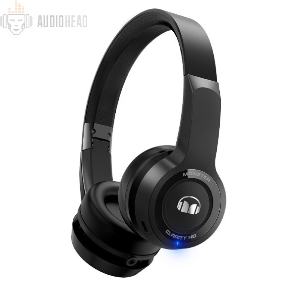 Monster Clarity HD On-Ear Bluetooth Black