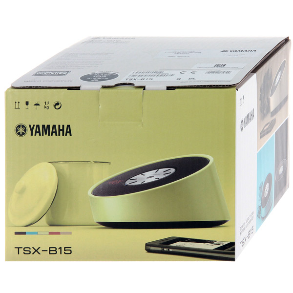 Yamaha TSX-B15 Light Green