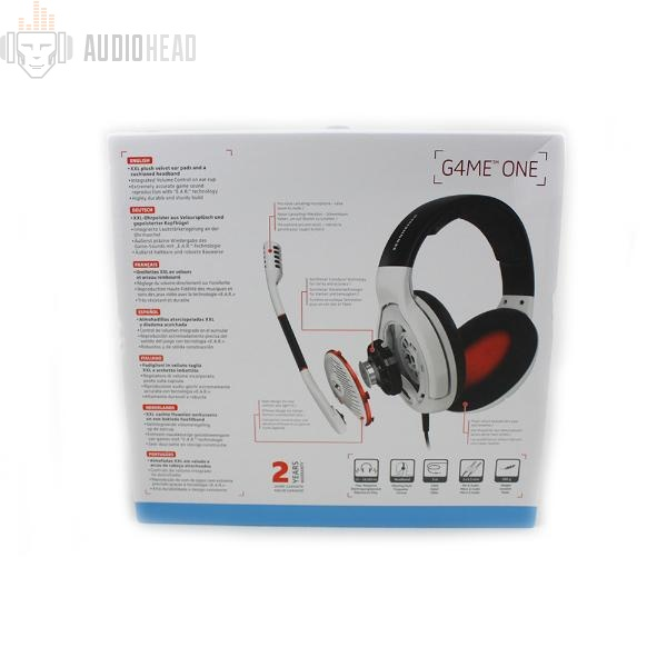 Sennheiser G4me One Black