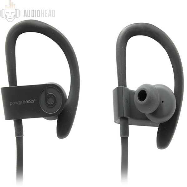 Beats Powerbeats 3 Wireless Asphalt Gray MPXM2ZE/A