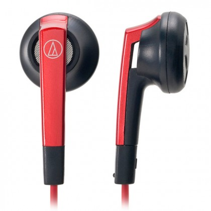 Audio-Technica ATH-C505iS RD