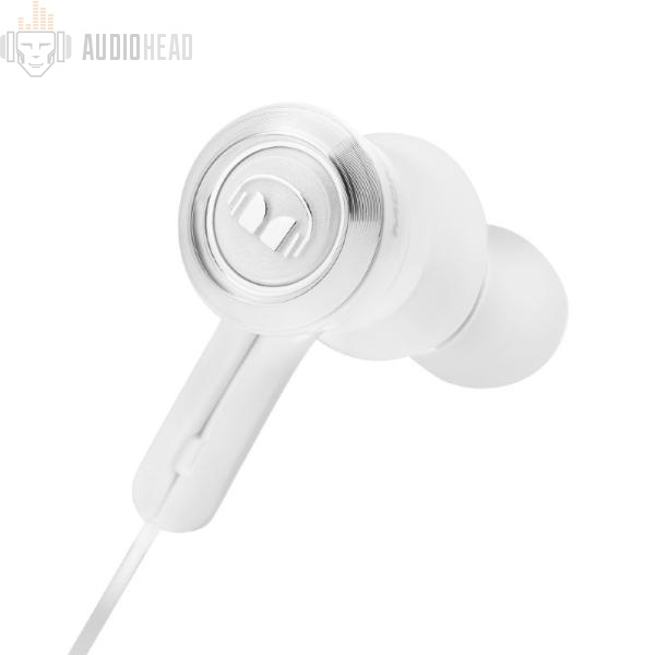 Monster Clarity HD In-Ear Bluetooth White