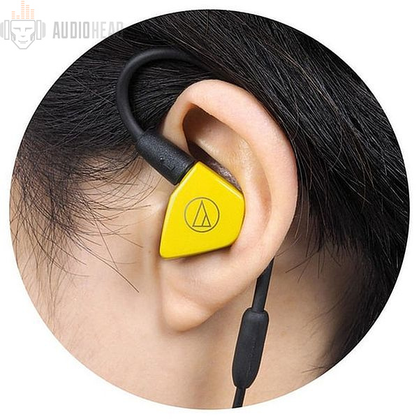 Audio-Technica ATH-LS50iS Yellow