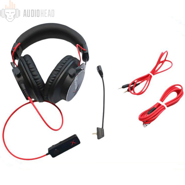 a4ceb292dbe Creative Sound BlasterX H7 Tournament Edition 70GH033000001 — купить ...