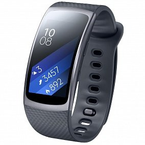 Samsung Gear Fit 2 SM-R3600 Dark-Grey