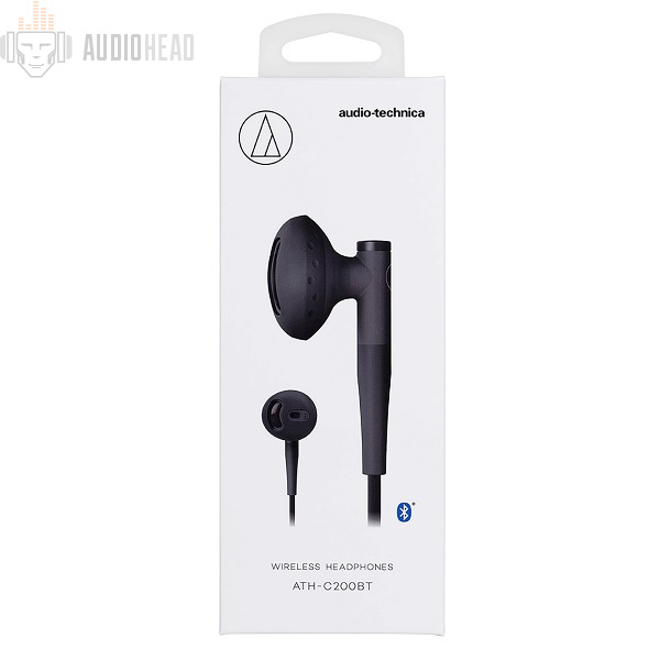 Audio-Technica ATH-C200BTBK Black