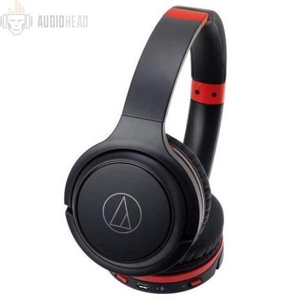 Audio-Technica ATH-S200BT Black/Red