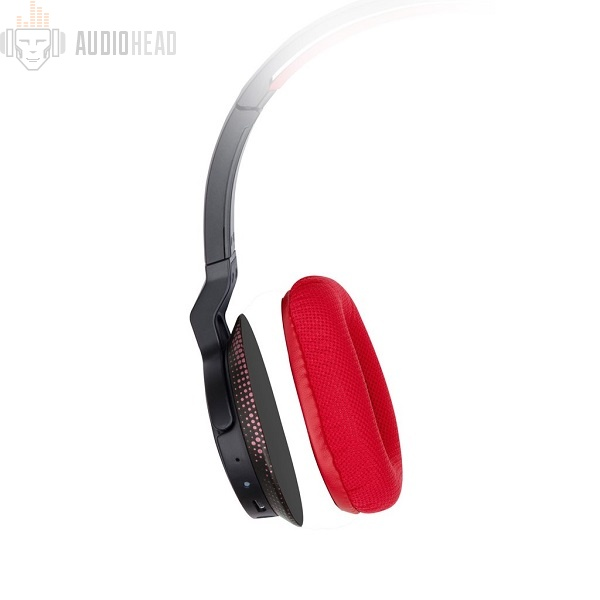 Soul Electronics Transform Wireless Red