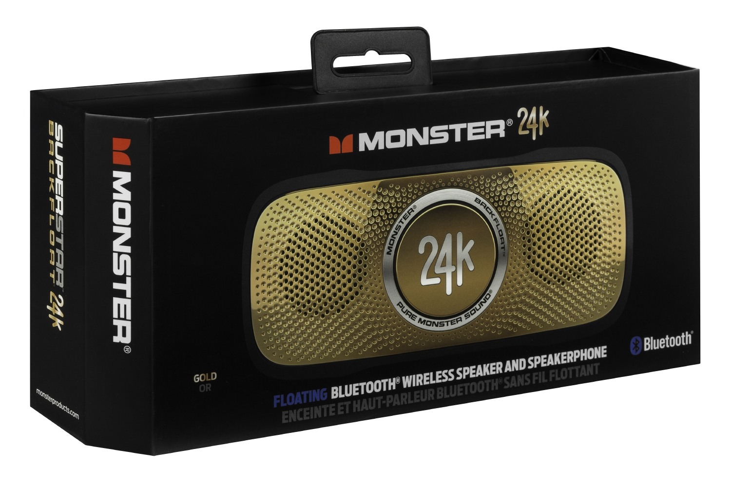 Monster Superstar Backfloat™ 24K
