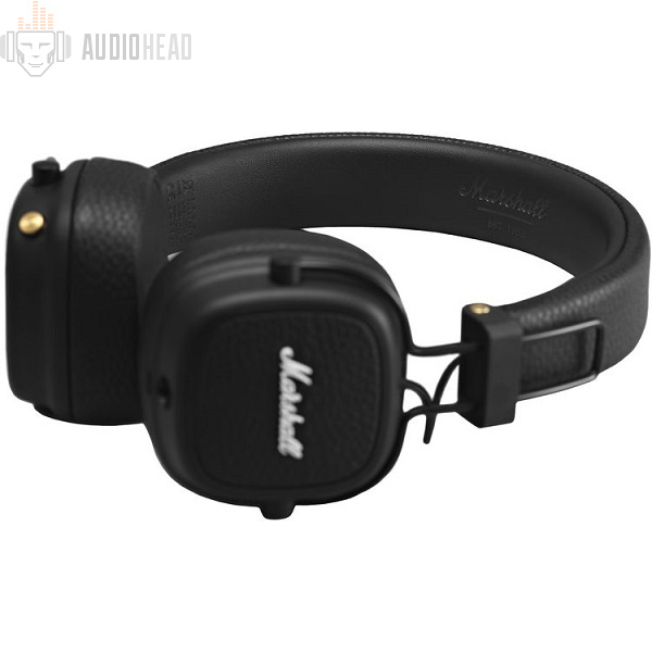 Marshall Major III Bluetooth Black
