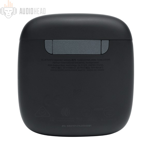 JBL TUNE 225 TWS Black