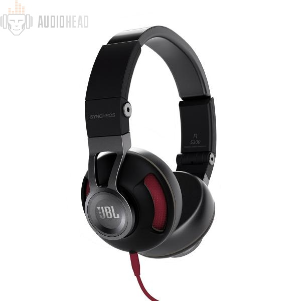 JBL Synchros S300 I Black Red