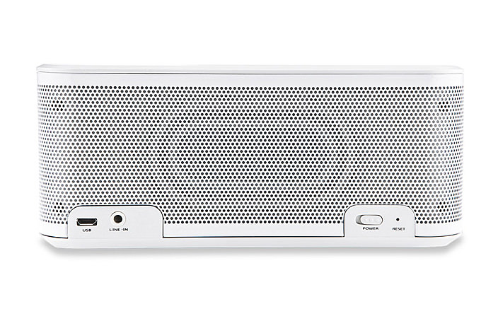 Monster Clarity HD Micro Bluetooth Speaker White