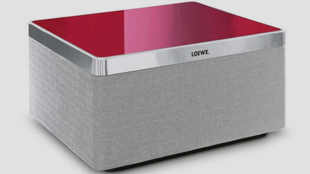 Loewe Air Speaker Red