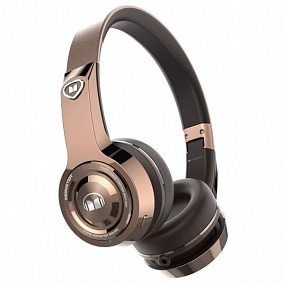 Monster Elements Wireless On-Ear Rose Gold