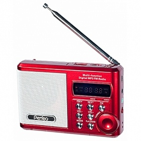Perfeo PF-SV922 Sound Ranger Red