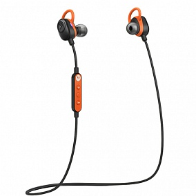 Motorola Verve Loop+ Black-Orange