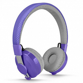 LilGadgets Untangled Pro Purple Bluetooth
