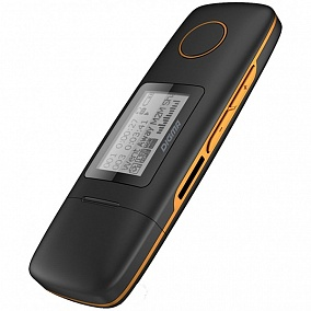 Digma U3 4Gb Black-Orange