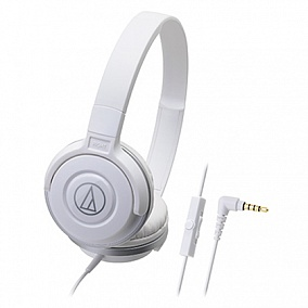 Audio-Technica ATH-S100iS WH