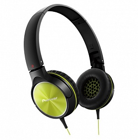 Pioneer SE-MJ522-Y Yellow