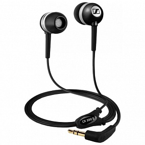 Sennheiser CX 300-II Precision Black