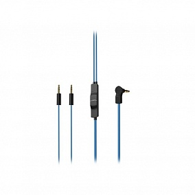 Sol Republic Track Cable SB Electro Blue (1307-36) Кабель