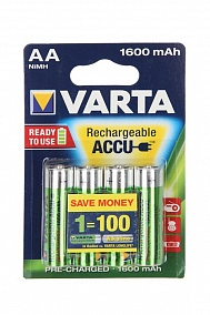 Varta Ready To Use AA 1600 mAh (4 шт)