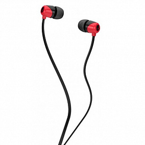 Skullcandy Jib In-Ear Red/Black/Black S2DUHZ-335