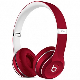 Beats Solo 2 Luxe Edition Red ML9G2ZE/A