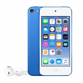Apple iPod Touch 6 - 16Gb Blue MKH22RU/A