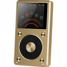 Fiio X5 II Gold Limited Edition