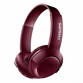 Philips SHB3075RD/00 Bass+ Red