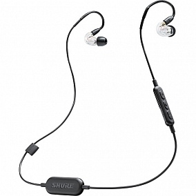 Shure SE215-CL-BT1-EFS Wireless Clean