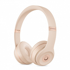 Beats Solo 3 Wireless Satin Gold MUH42EE/A