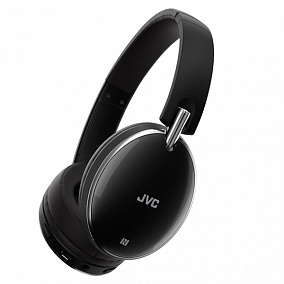 JVC HA-S70BT-E Black