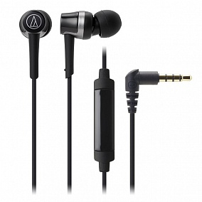Audio-Technica ATH-CKR30IS Black