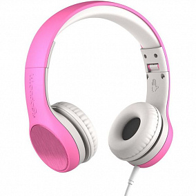 LilGadgets Connect+ Style Pink