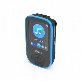 Ritmix RF-5100BT 8Gb Blue