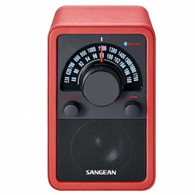 Sangean WR-15BT Red