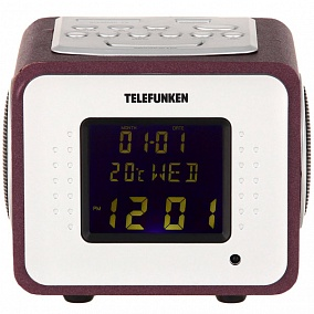 Telefunken TF-1575U Burgundy-Purple