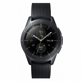 Samsung Galaxy Watch 42mm Deep Black SM-R810NZKASER