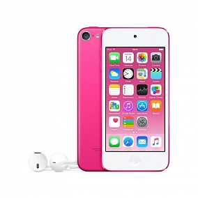 Apple iPod Touch 6 - 16Gb Pink MKGX2RU/A