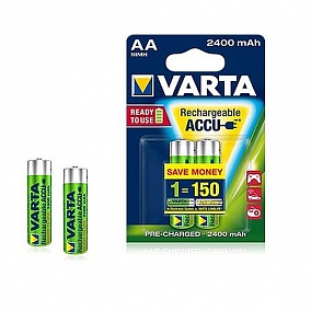 Varta Ready To Use AA 2400 mAh (2 шт)