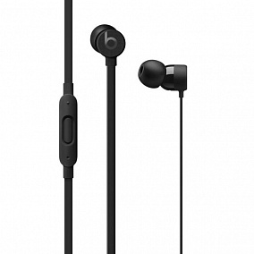 Beats urBeats 3 Earphones Lightning Black MQHY2ZE/A