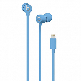 Beats urBeats3 Earphones with Lightning Connector Blue MUHT2EE/A